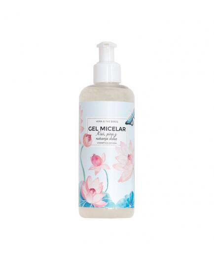 Vera And The Birds - Micellar gel with kiwi, pineapple and sweet orange