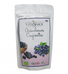 Vitasnack - Natural crunchy fruit snack - Blueberries