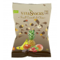 Vitasnack - Natural crunchy fruit Snack Mix and Chocolate