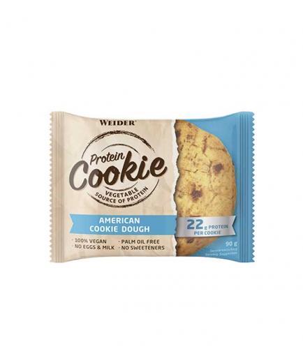 Weider - Vegan protein cookie 90g - American cookie dough