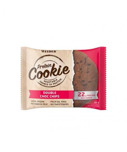 Weider - Vegan protein cookie 90g - Double choc chips