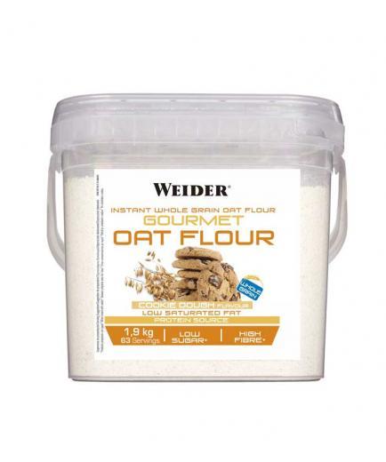 Weider - Oatmeal 1.9Kg - Cookie dough
