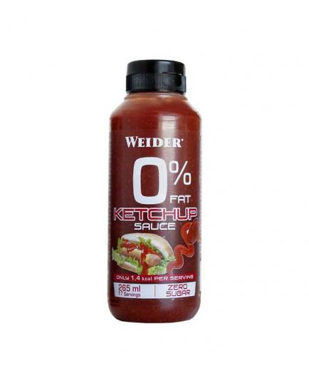 Weider - Ketchup Sauce 0%
