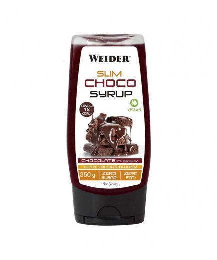 Weider - Slim Chocolate Syrup