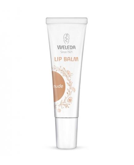 Weleda - Lip balm with color - Nude