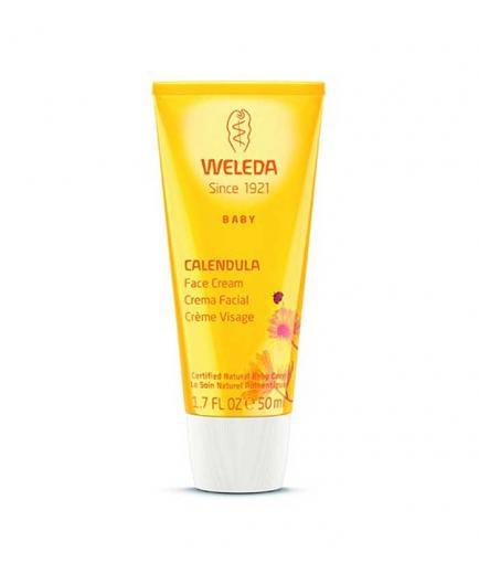 Weleda - Baby face cream - Calendula