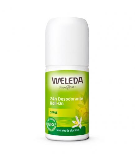 Weleda - Deodorant Roll On 24h Citrus