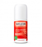 Weleda - Roll On Deodorant 24h Grenada