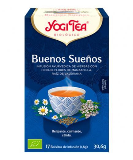 Yogi Tea - Infusion 17 Bags - Good dreams