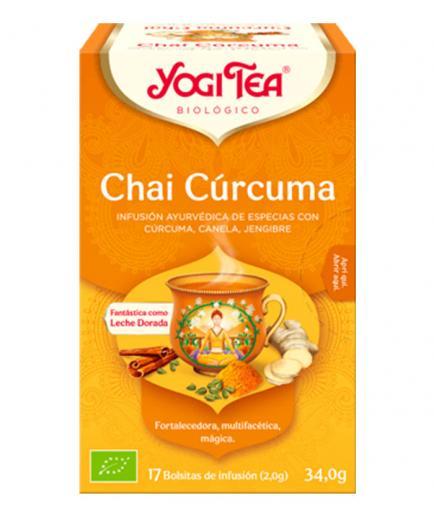 Yogi Tea - Infusion 17 Bags - Chai Turmeric