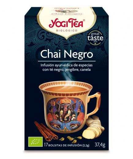 Yogi Tea - Infusion 17 Bags - Black Chai