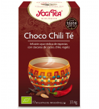 Yogi Tea - Infusión 17 bolsitas - Choco Chili Té