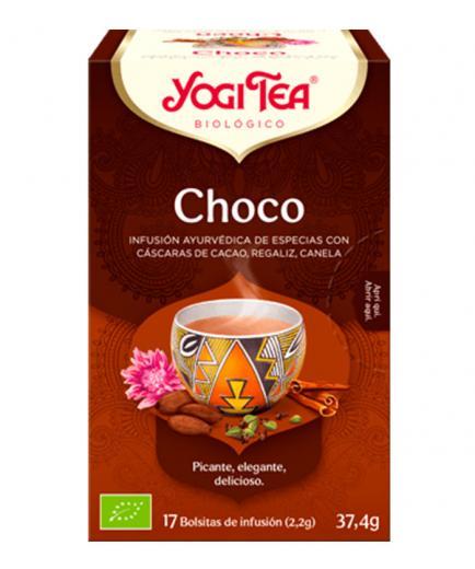 Yogi Tea - Infusion 17 Bags - Choco