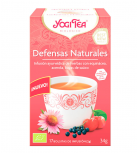 Yogi Tea - Infusión 17 bolsitas - Defensas Naturales