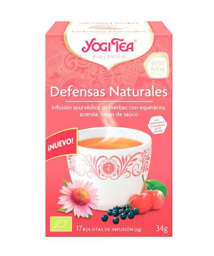 Yogi Tea - Infusion 17 Bags - Natural defense