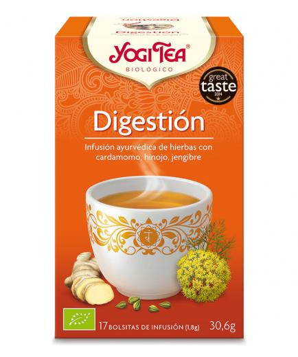 Yogi Tea - Infusion 17 Bags -   Stomach Ease