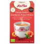 Yogi Tea - Infusion 17 Bags - Positive Energy Cranberry Hibiscus
