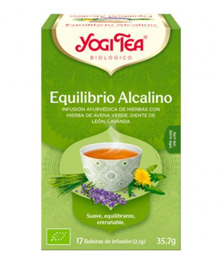 Yogi Tea - Infusion 17 Bags - Alkaline Balance