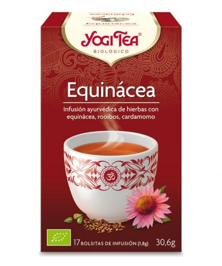 Yogi Tea - Infusion 17 Bags -   Echinacea