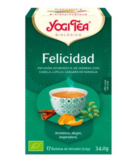 Yogi Tea - Infusion 17 Bags -   Happiness