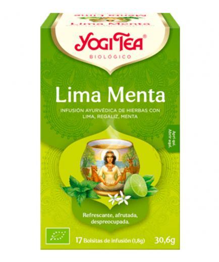 Yogi Tea - Infusion 17 Bags -  Lime Mint