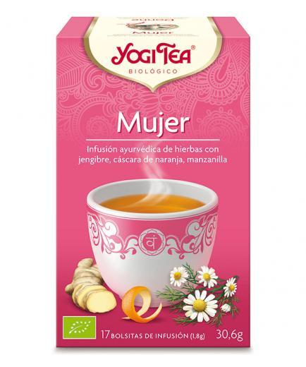 Yogi Tea - Infusion 17 Bags -   Women's Tea