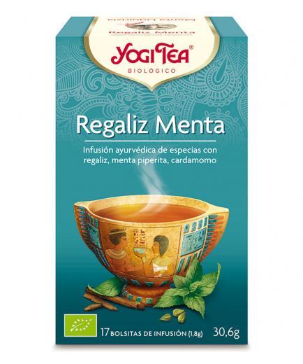 Yogi Tea - Infusion 17 Bags - Licorice Mint
