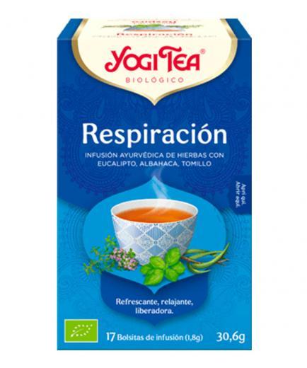 Yogi Tea - Infusion 17 Bags - Breathe Deep