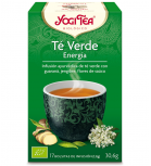 Yogi Tea - Infusion 17 Bags -  Green Energy