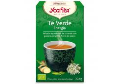 Yogi Tea - Infusion 17 Bags -  Green Energy