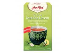 Yogi Tea - Infusion 17 Bags - Matcha green tea with lemon