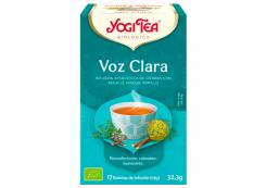 Yogi Tea - Infusion 17 Bags -    Throat Comfort