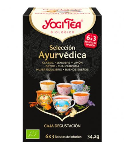 Yogi Tea - Infusion 18 Bags - Finest Selection