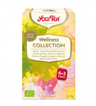 Yogi Tea - Infusión 18 bolsitas - Wellness Collection