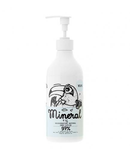 Yope - Regenerating Hand cream - Mineral 300ml