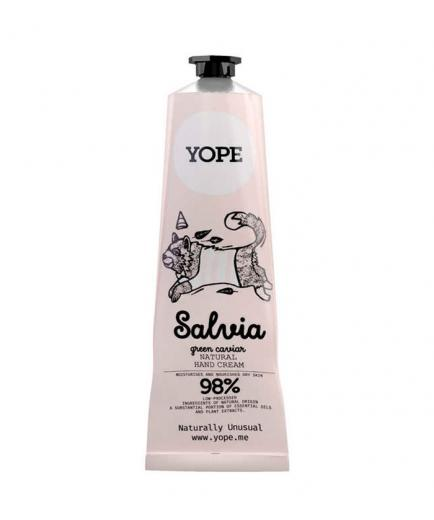 Yope - Salvia & Green Caviar Hand cream