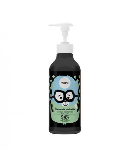 Yope - Shower gel for kids - Chamomile and nettle