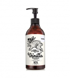 Yope - Natural Moisturising Liquid Soap - Vanilla and Cinnamon