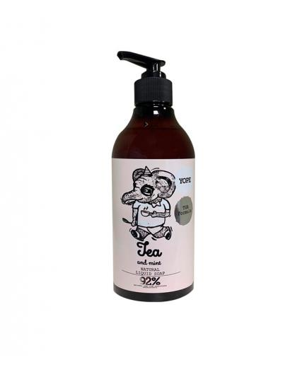 Yope - Natural Liquid Soap - Tea and Mint