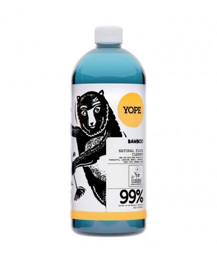 Yope - Natural floor cleaner - Bamboo