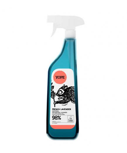 Yope - Bathroom cleaner spray - French Lavender