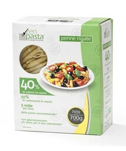 Zen Pasta - Penne Rigate low calorie macaroni 260g