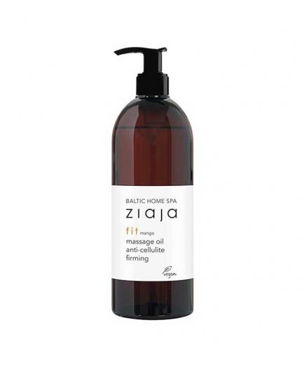 Ziaja - Firming and anti-cellulite massage oil Baltic Home Spa