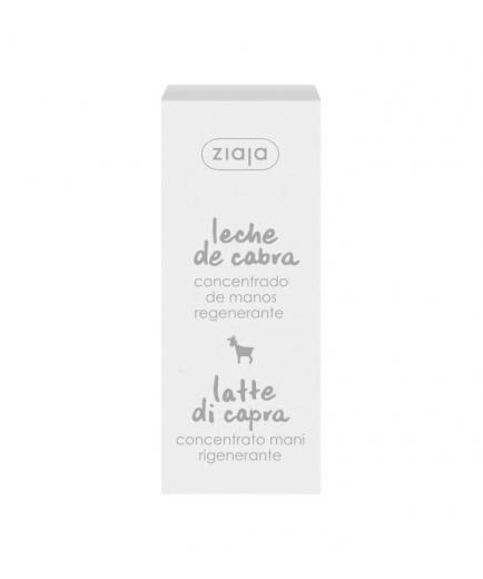 Ziaja - Concentrated hand cream with goat milk  50ml