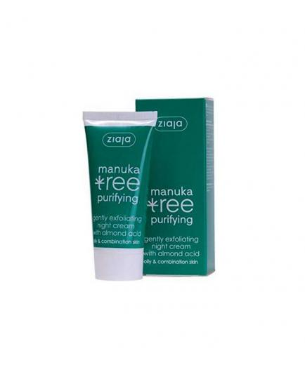 Ziaja - Manuka Tree Exfoliating night cream