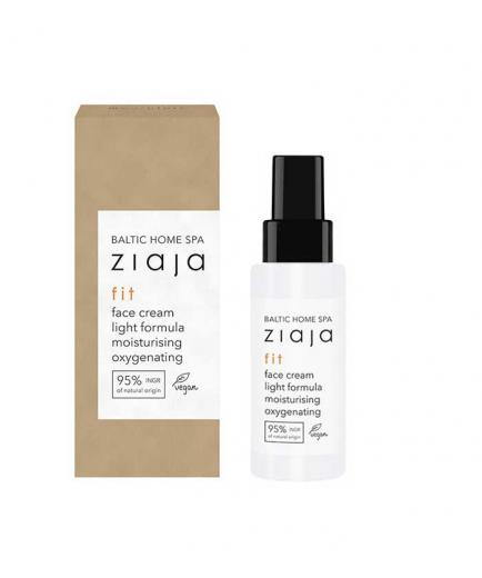 Ziaja - Light moisturizing and oxygenating facial cream Baltic Home Spa