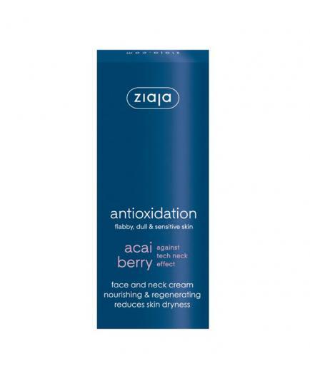 Ziaja - Face and neck cream nourishing & regenerating - Acai Berry
