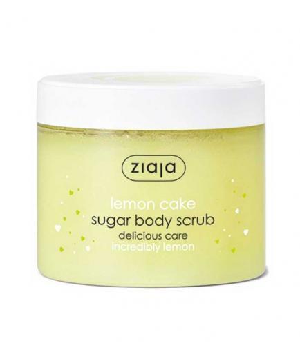 Ziaja - Lemon Cake Body Scrub
