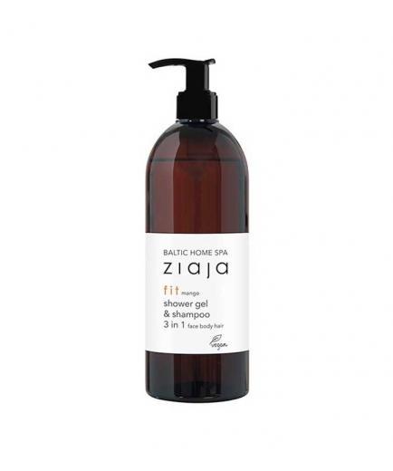 Ziaja - Shower gel and shampoo 3 in 1 Baltic Home Spa