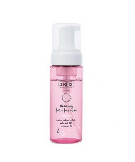 Ziaja - Foaming facial cleanser - Normal skin